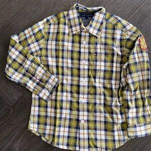 NWOT Tommy Hilfiger Flannel Shirt
